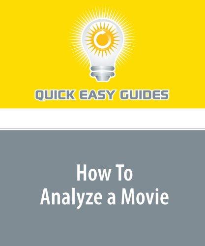 9781440013454: How To Analyze a Movie