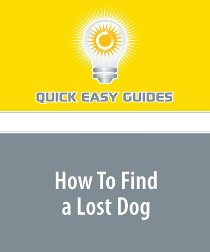 9781440021688: How To Find a Lost Dog