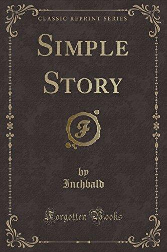 9781440055386: Simple Story (Classic Reprint)