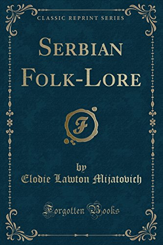9781440065408: Serbian Fairy Tales Translated from the Serbian (Classic Reprint)