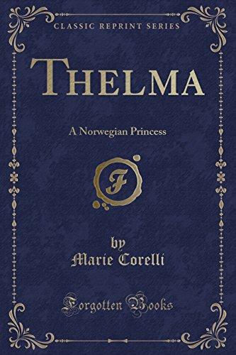 9781440073854: Thelma (Classic Reprint)