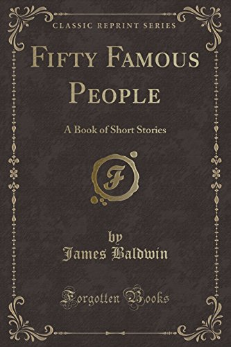 9781440075964: Fifty Famous People, a Book of Short Stories (Classic Reprint)