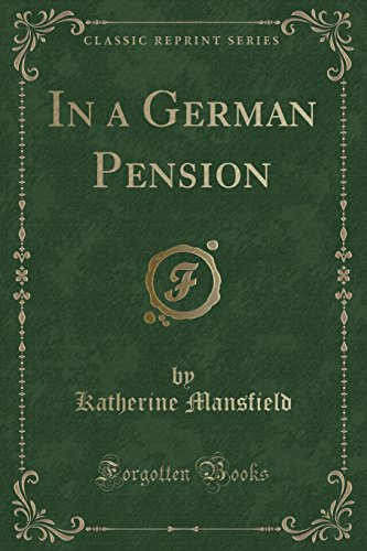 9781440076183: In a German Pension (Classic Reprint)