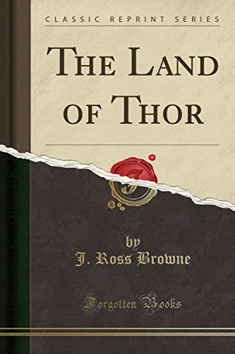 9781440077777: The Land of Thor (Classic Reprint)