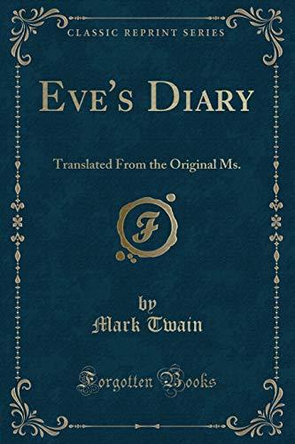 eve s diary twain mark
