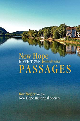 9781440106590: New Hope, Pennsylvania: River Town Passages