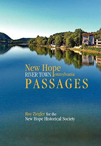 9781440106613: New Hope, Pennsylvania: River Town Passages