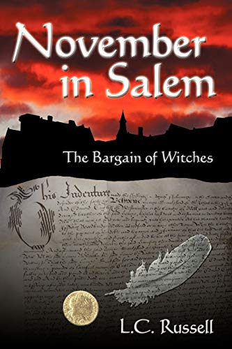 9781440118982: November in Salem: The Bargain of Witches