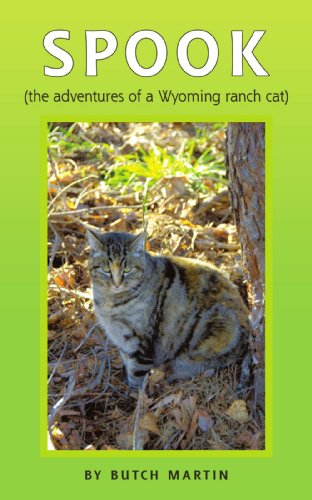 9781440125782: SPOOK: (the adventures of a Wyoming ranch cat)