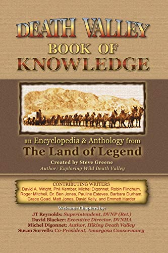 9781440126703: Death Valley Book Of Knowledge: An Encyclopedia & Anthology From The Land Of Legend