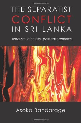 9781440135705: The Separatist Conflict in Sri Lanka: Terrorism, ethnicity, political economy
