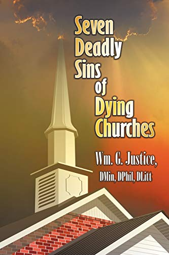 9781440146282: Seven Deadly Sins of Dying Churches