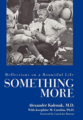 9781440146961: Something More: Reflections on a Bountiful Life