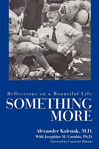 9781440146985: Something More: Reflections on a Bountiful Life