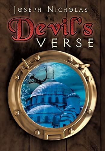 Devils Verse: Natasha Azshatan Unlocks Ancient Mysteries, Reveals Secrets, and Wrestles with Demons...