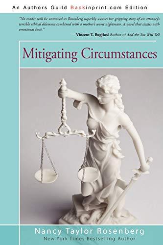 9781440151071: Mitigating Circumstances