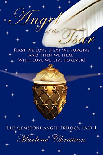 9781440163456: Angel Of The Tsar: The Gemstone Angel Trilogy, Part 1