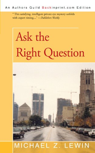9781440168673: Ask The Right Question