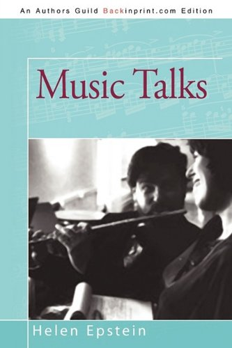 9781440178108: Music Talks