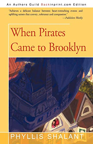 When Pirates Came to Brooklyn (1440183384) by Shalant, Phyllis