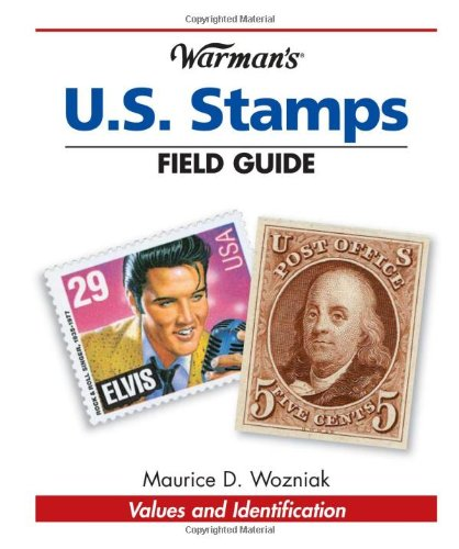 9781440202209: Warman's U.S. Stamps Field Guide: Values & Identification (Warman's Field Guide)