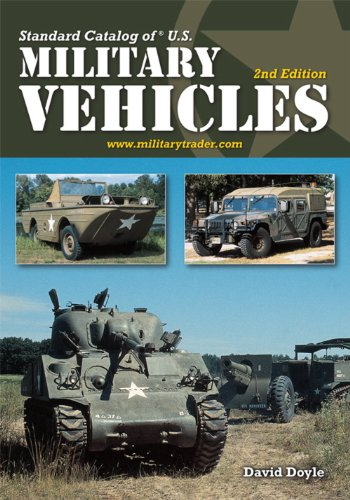 Standard Catalog of American Military Vehicles (CD) (9781440203442) by David Doyle