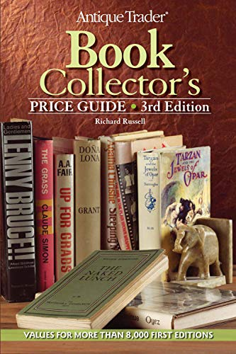 9781440203725: Antique Trader Book Collector's Price Guide