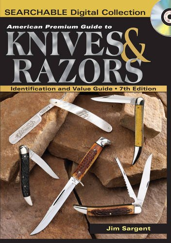 9781440203756: American Premium Guide to Knives & Razors
