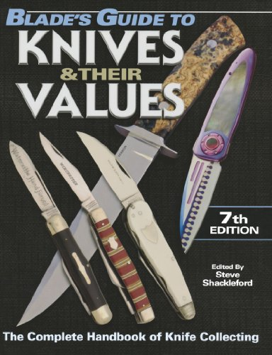 9781440203879: Blade's Guide to Knives & Their Values