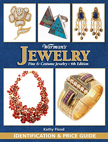 Warman's Jewelry: Identification and Price Guide 9781440208010 The 4th edition of Warman's Jewelry: Fine & Costume Jewelry price guide is for any jewelry lover interested in jadeite, pearls, diamonds