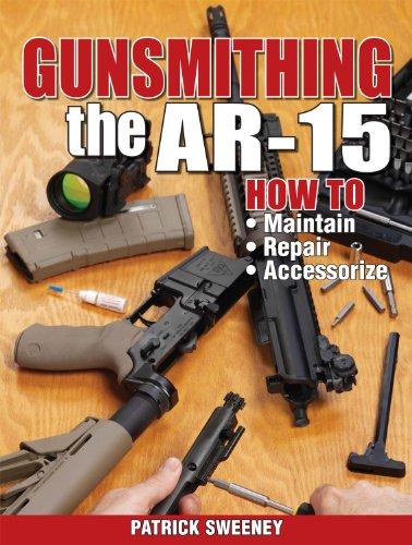 9781440208997: Gunsmithing - The AR-15