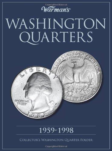Washington Quarter 1959-1998 Collector's Folder (Warman's Collector Coin Folders): ...