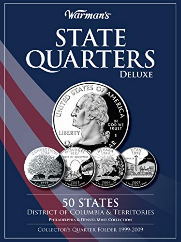 9781440212949: State Quarters 1999-2009 Deluxe Collector's Folder: District of Columbia and Territories, Philadelphia and Denver Mints