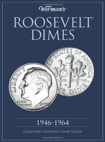 Roosevelt Dime 1946-1964 Collector's Folder (Warman's Collector Coin Folders): Warman's