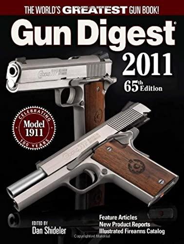 9781440213373: Gun Digest 2011