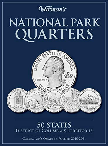 National Parks Quarters: 50 States + District: Warman's