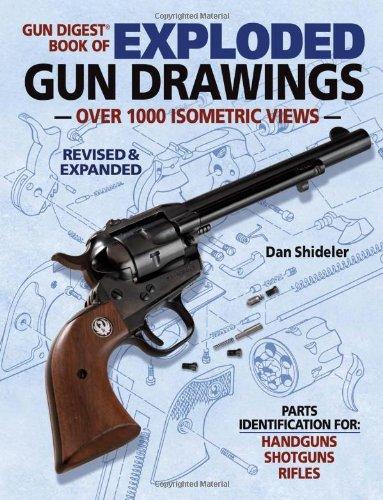 9781440214332: The Gun Digest Book of Exploded Gun Drawings