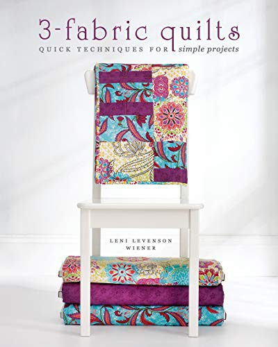 9781440214400: 3-Fabric Quilts: Quick Techniques for Simple Projects