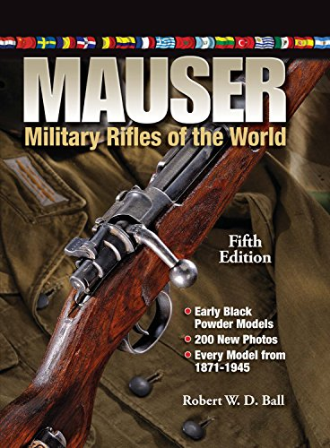 Mauser Military Rifles of the World: Ball, Robert W.D.