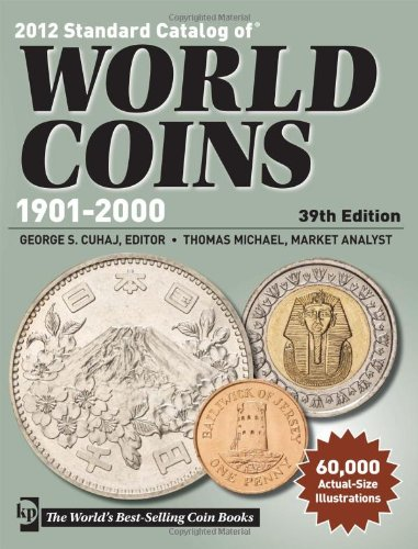 9781440215728: 2012 Standard Catalog of World Coins 1901-2000