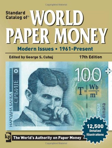 9781440215841: Standard Catalog of World Paper Money: Modern Issues 1961 - Present (Standard Catalog of World Paper Money: Vol.3: Modern Issues)