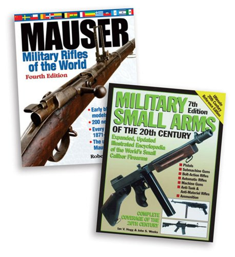 9781440216756: Military Firearms Collector's Guide Bundle