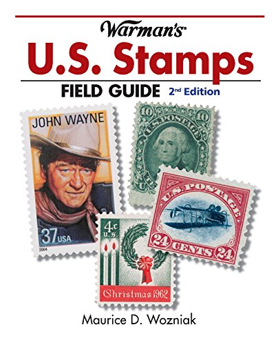 9781440216992: Warman's U.S. Stamps Field Guide: Values and Identification