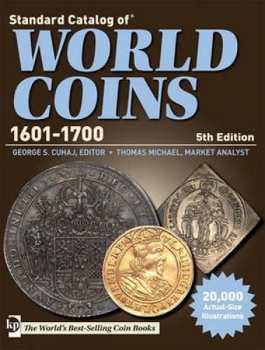 9781440217043: Standard Catalog of World Coins 1601-1700