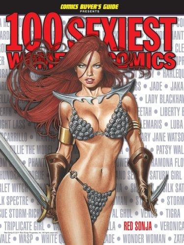9781440229886: 100 Sexiest Women in Comics (Comics Buyer's Guide)