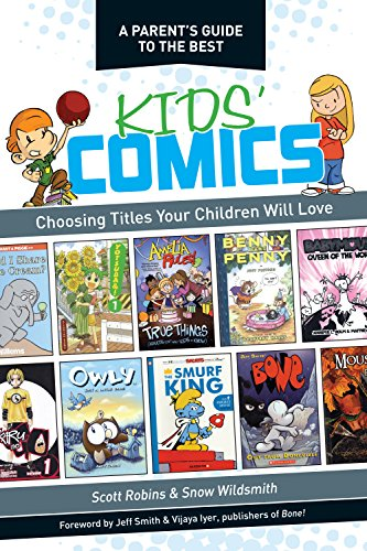 9781440229947: A Parent's Guide to the Best Kids' Comics: Choosing Titles Your Children Will Love