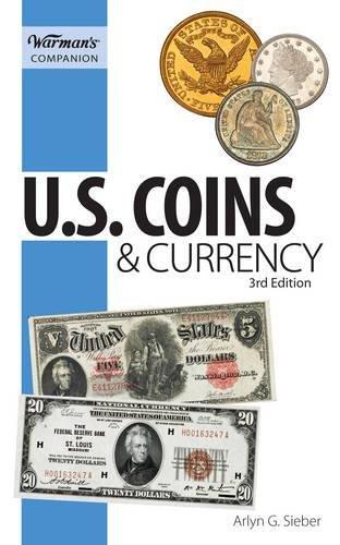 9781440230899: Warman's Companion U.S. Coins & Currency