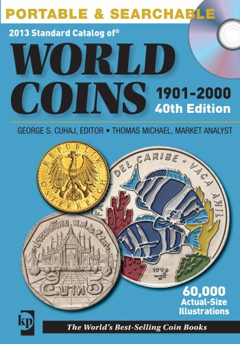 9781440231902: 2013 Standard Catalog of World Coins 1901-2000 CD