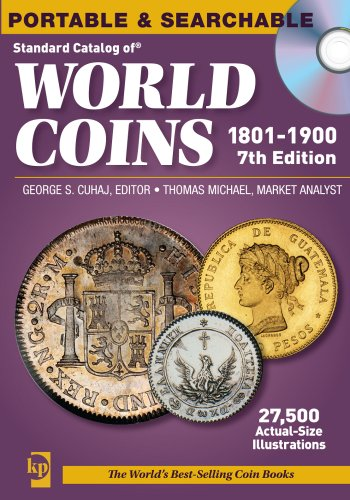 9781440231964: Standard Catalog of World Coins 1801-1900 CD