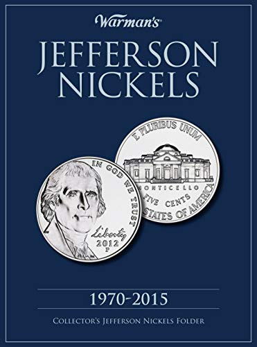 9781440232596: Jefferson Nickels 1970-2015 Collector's Folder
